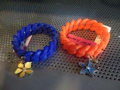 Betsey Johnson Rubber Bracelets - $12 ea.