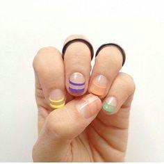 #nails #nail #fashion #style #TagsForLikes #cute #beauty #beautiful #instagood #pretty #girl #girls #stylish #sparkles #styles #gliter #nailart #art #opi #photooftheday #essie #unhas #preto #branco #rosa #love #shiny #polish #nailpolish #nailswag
