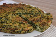 Gâteau d'épinard au maquereau Breakfast, Quiches, Food, Kitchens, Mom, Fine Dining, Dandelions, Pisces, Recipes