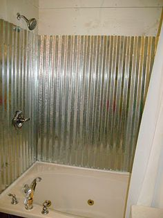 1000 images about projects to try on pinterest tin shower galvanized tub and wooden cooler. Black Bedroom Furniture Sets. Home Design Ideas