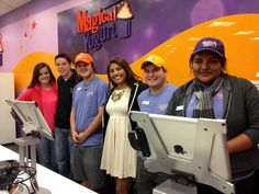 Leslie Rangel: Thank you to the yogurt kids from Magical Yogurt. Very helpful tonight during our live. Yummy yogurt!