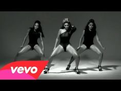 Beyonce -Single Ladies..... great song and like a high intensity workout in 3 minutes!   And the Justin Timberlake version is hilarious
