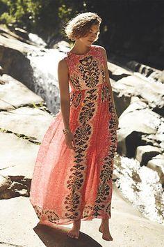 Botanique Maxi Dress