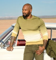 Tyson Beckford Men's Fashion Style (Get Ready to Copy)