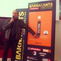 Roda de Premsa #Barnasants2013: presentació del nou Cartell, desembre 2012
