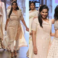 Stylish Dress Designs, Stylish Dresses, Simple Dresses, Fashion Dresses, Salwar Designs, Kurta Designs Women, Lakme Fashion Week, India Fashion, Indian Designer Outfits