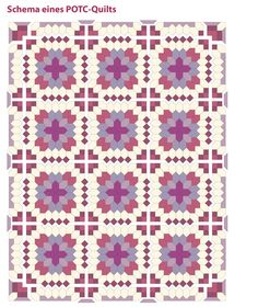 Mini-POTC - English Paper Piecing mit Claudia Schmidt