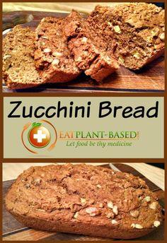 Zucchini Bread 4