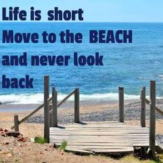 After my vacation, all I want is to live on a lake or a beach! Playa Beach, Ocean Beach, Beach Bum, Pensacola Beach, Ocean Quotes, Beach Quotes, Beach Please, Moving To Florida, I Love The Beach