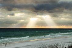 Sunrises-Sunsets: Sunset-Destin, Florida