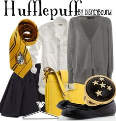 Harry Potter inspired fashion