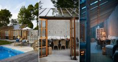 Stämningsfull glasveranda | ELLE Elle Decor, Pergola, Outdoor Decor, Room, House, Garden, Inspiration, Terrace, Sunrooms