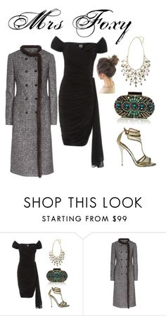"""""""Untitled #152"""" by mrsfoxy ❤ liked on Polyvore featuring Dolce&Gabbana"""