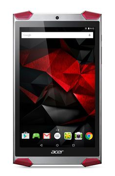 Acer Predator 8 Full HD Gaming Tablet (Android Lollipop) - New Tablets And Tablet Accessories Acer, Best Gaming Tablet, Tablet Android, New Tablets, 2gb Ram, Multi Touch, Computer Accessories, Predator, Bluetooth