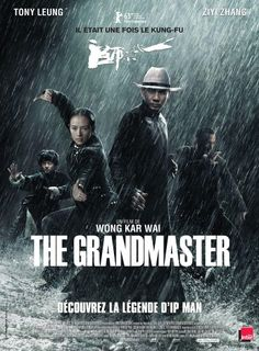 The Grandmaster - Affiche France