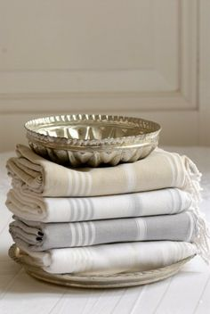Cotton and Silver...  Hamam Details