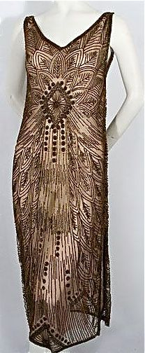 1920's Flapper Dress