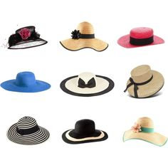 Spring hats that will make you flip your lid!