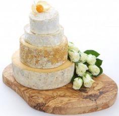 Gloucester Cheese Wedding Cake
