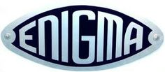 Enigma. What a cool word.