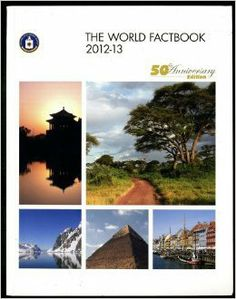 World Fact Book 2012-2013