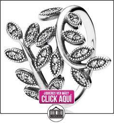Pandora Damen-Anillo 925 de plata blancos 190921CZ  ✿ Joyas para niñas - Regalos ✿ ▬► Ver oferta: https://comprar.io/goto/B00N1D20JM