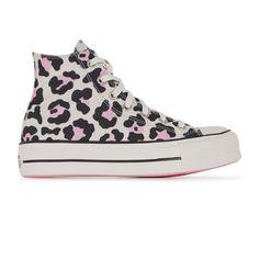 Converse Converse Beige, Converse Sneakers, High Top Sneakers, Baskets, Motif Leopard, Asos, Puma, Cheetah, High Tops