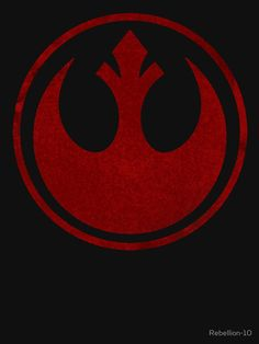 The starbird of the rebel alliance from the star wars media. A symbol of  resistance and rebellion. Are you a rebel?