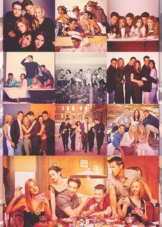 Friends Cast - Favourite Photoshoots