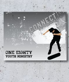 Youth Ministry Connect Card | Youth Ministry Media Store