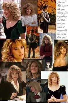 Meg Ryan in When Harry Met Sally..., 1989