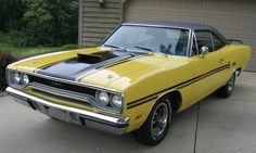 1970 Plymouth GTX almost identical to the one we had when we first were married