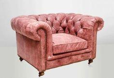 1000 id es sur le th me fauteuil chesterfield sur pinterest location mobili - Fauteuil chesterfield rose ...