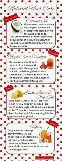 Noteworthy-- 10 parts water mixed with 1 part apple cider vinegar, apply to…