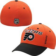 Philadelphia Flyers Reebok Youth Second Season Flex Hat - Orange