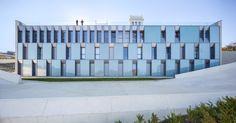 Gallery of Jaizkibel Student Dormitory / Otxotorena Arquitectos - 1