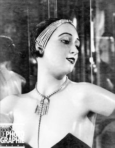 Bijoux de Coco Chanel. Paris, vers 1930-1932. RV-513030