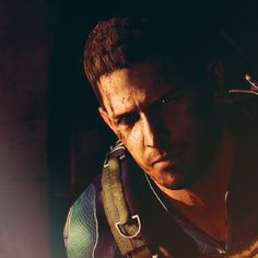 resident evil 6 , chris redfield