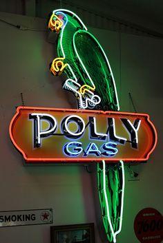polly gas