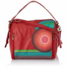Sac Desigual http://lesgaleries.fr/store/accessoires/sac-pink-huge-troquel-desigual.html