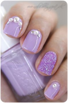 Nails / Essie - Nice Is Nice on We Heart It
