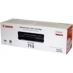 Canon 713 Black Toner Cartridge Canon Toner, Laser Toner, Toner Cartridge, Black, Black People