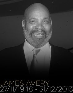 James Avery who played Uncle Phil from Fresh Prince of Bel Air passed away on New Years Eve... He was an amazing actor and always be in our hearts. RIP James Avery xx