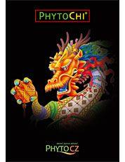 Symbol PhytoChi - čínský drak.