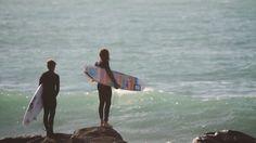 Surfing: CHOCCY BICCY with Otis Carey (Clip)