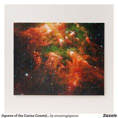 Jigsaws of the Carina Constellation. Jigsaw Puzzle