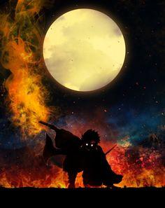 Anime Angel, Anime Demon, Manga Anime, Anime Guys, Anime Art, Demon Slayer, Slayer Anime, Demon Hunter, Animes Wallpapers