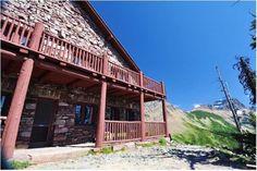 Granite Park Chalet: Glacier National Park Lodging   National Park Central Reservations