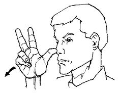 """How do you sign """"lousy"""" in American Sign Language (ASL)? Sign Language Book, Sign Language Chart, Sign Language Phrases, Sign Language Alphabet, Learn Sign Language, American Sign Language, Learn To Sign, Deaf People, Asl Signs"""