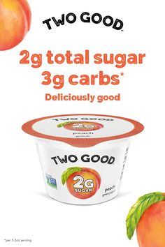 Two Good™ Greek Lowfat Yogurt with 2 Grams of Total Sugar Ketogenic Diet Meal Plan, Diet Meal Plans, Ketogenic Recipes, Low Carb Recipes, Healthy Recipes, Meal Prep, No Carb Snacks, Keto Snacks, Low Sugar Yogurt